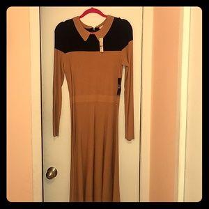 Museum Date Dress